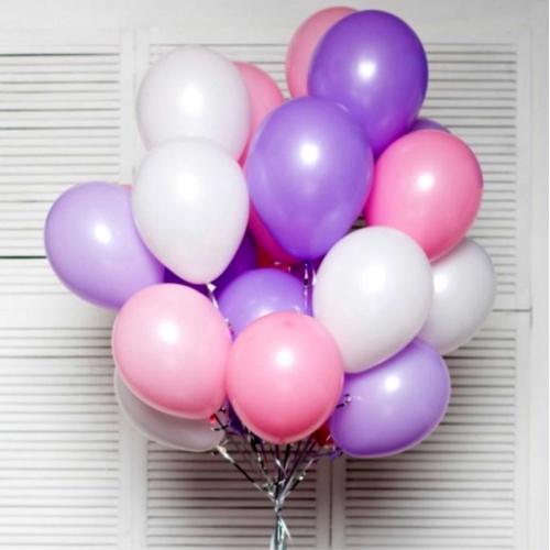 Купить гелиевые шары большие новинка