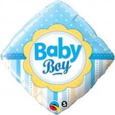 BABY BOY РОМБ
