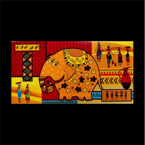 Конверт для денег АФРИКА в магазине Mimo Dutti