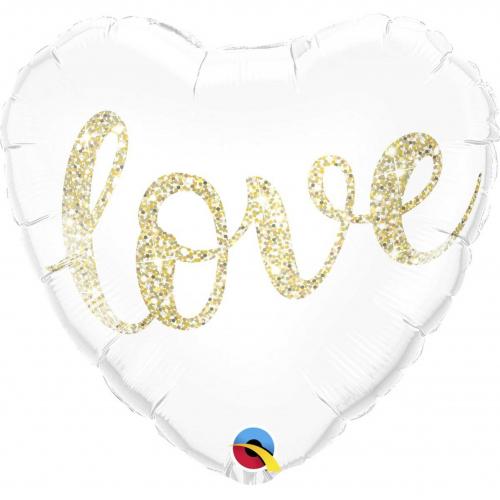 фольгированный шар сердце в магазине Мимо Дутти