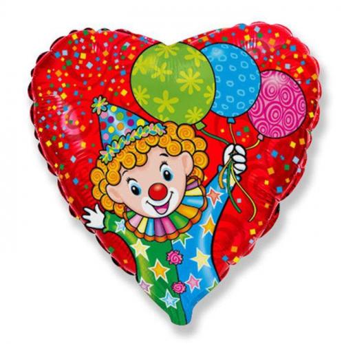 Фольгированные шары сердца на день рождения. Мимо Дутти, Москва