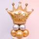 Доставка шариков по Москве и МО. Мимо Дутти. Шары с гелием Корона - на ваш праздник или в виде подарка.