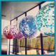 Доставка шаров с гелием. Большие шары с наполнителями. Мимо Дутти, Москва