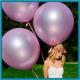 Большие гелиевые шары, огромные шары с конфетти и другими наполнителями. Большие шары любого цвета с гелием в Москве.