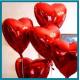 шары-сердца с гелием купить в Москве. Мимо Дутти