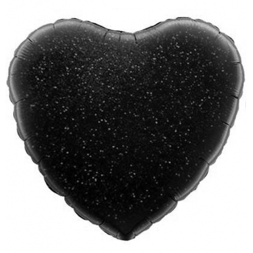 фольгированный шар сердце голографическое в магазине МимоДутти