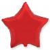 ШАР-ЗВЕЗДА 46 см Красный