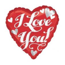 HEART I LOVE YOU!