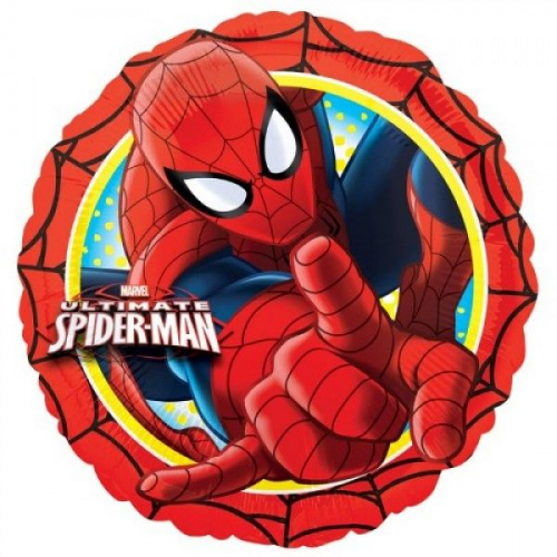 SPIDER-MAN Rounded