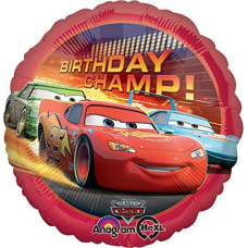 CARS Birthday Champ!