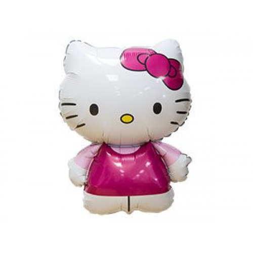ШАР ХОДЯЧИЙ HELLO KITTY 127 СМ