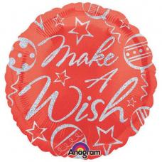 ШАР КРУГ Make a Wish