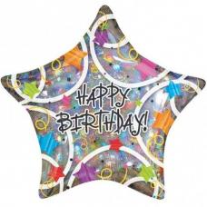 ЗВЕЗДА HAPPY BIRTHDAY!