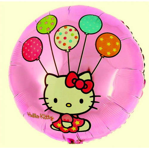 HELLO KITTY Rounded