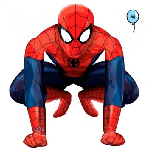 SPIDER-MAN ходячая фигура