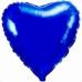 ШАР-СЕРДЦЕ 46 см Синий