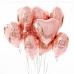 фольгированный шар сердце в магазине МимоДутти