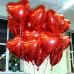 фольгированный шар сердце красное в магазине МимоДутти