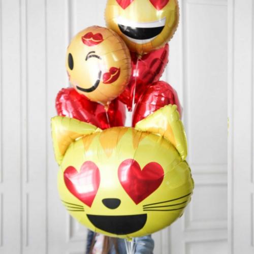 шарики для любимых Мимо Дутти